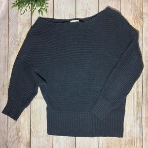 Lucky Brand Off Shoulder Sweater